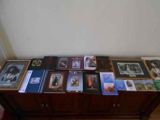 Выставка во Дворце Санта-Кроче