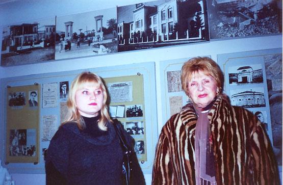 Чернявская, Маликова